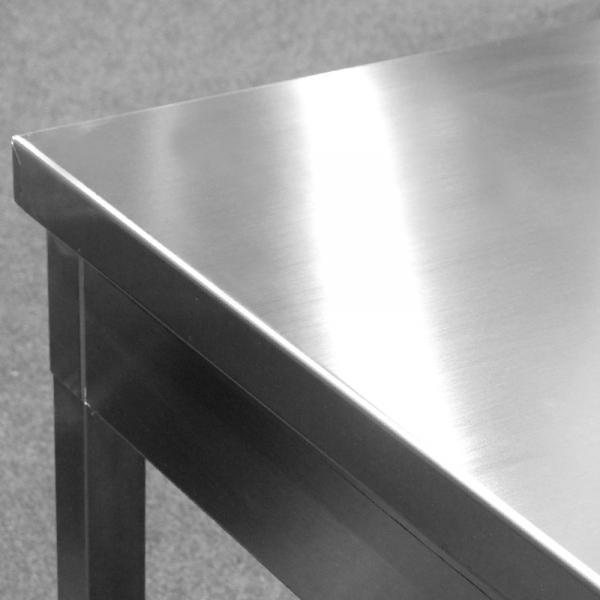 Pata para mesa de altura 600 de la serie ECO - GASTROEQUIP