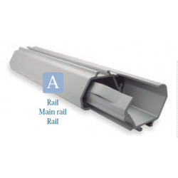 4530 A - Conjunto guía rail