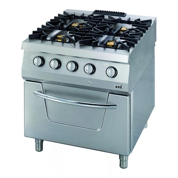 Cocina a gas de 4...