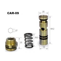 CAR-09 - Válvula de flujo
